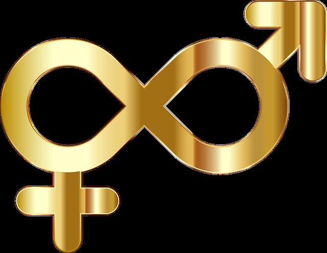 spojení muže a ženy
