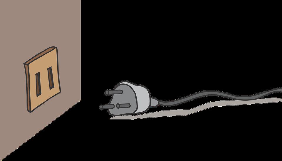zásuvka a zástrčka